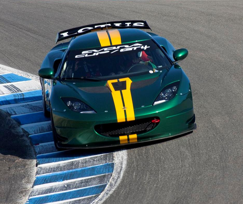 MSVR News - Evora Class to excite in Lotus Cup Europe and Lotus Cup UK