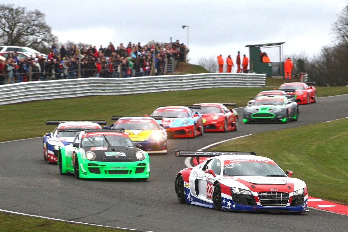 MSVR News - MSVR Easter extravaganza launches Oulton Park major event season