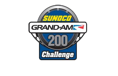 MSVR News - Aaron Steele closes in on Jason Richardson in the Sunoco GRAND-AM 200 Challenge
