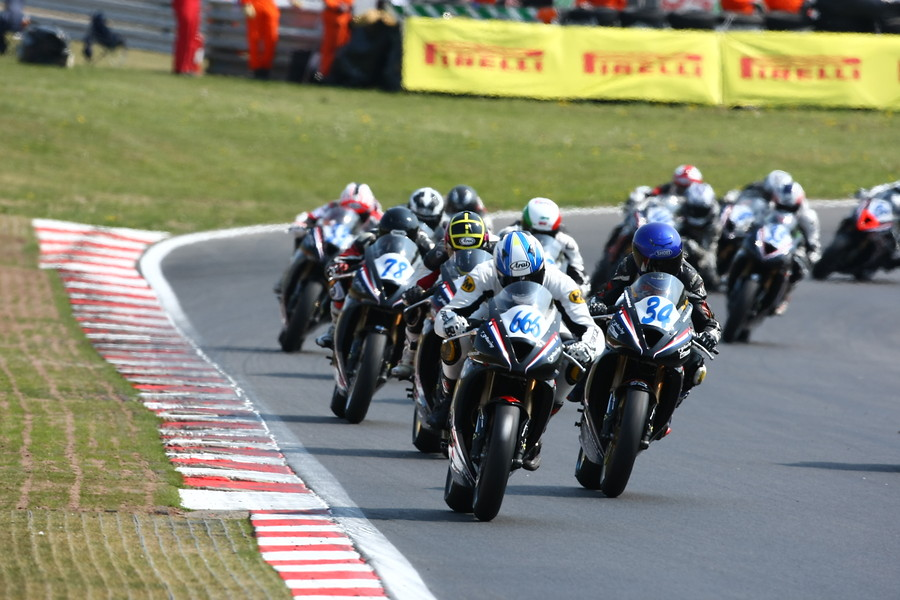 MSVR News - Last chance to enter Triumph Young Guns