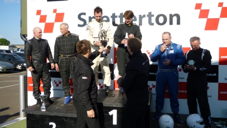 MSVR News - Surridge/Penfold MG ZR secures inaugural Team Trophy victory