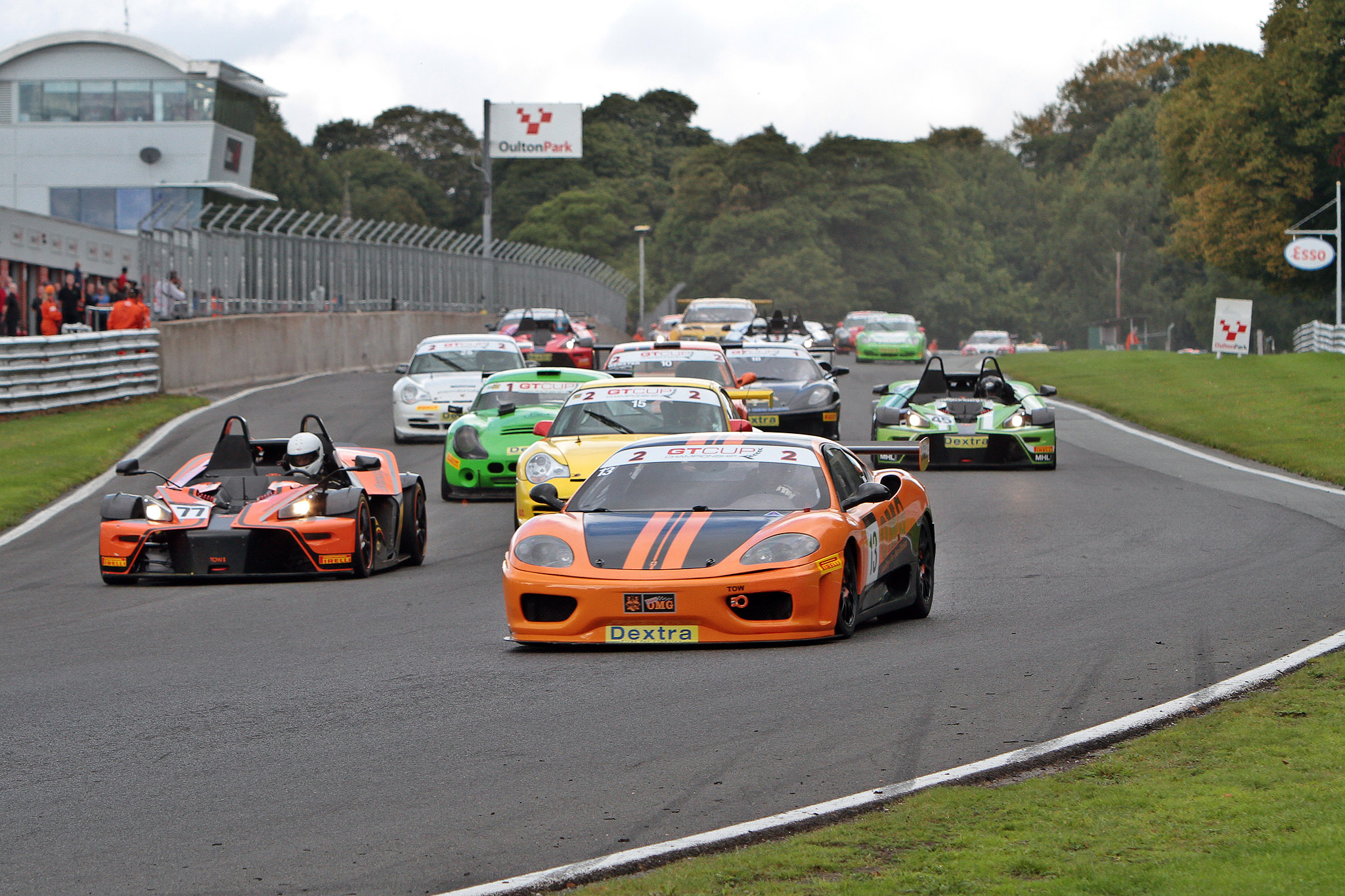MSVR News - MSVR sportscars star at Oulton Park this Saturday