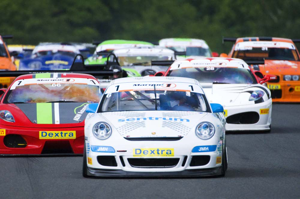 MSVR News - Ruhan the man to beat as GT Cup Championship heads to Brands Hatch