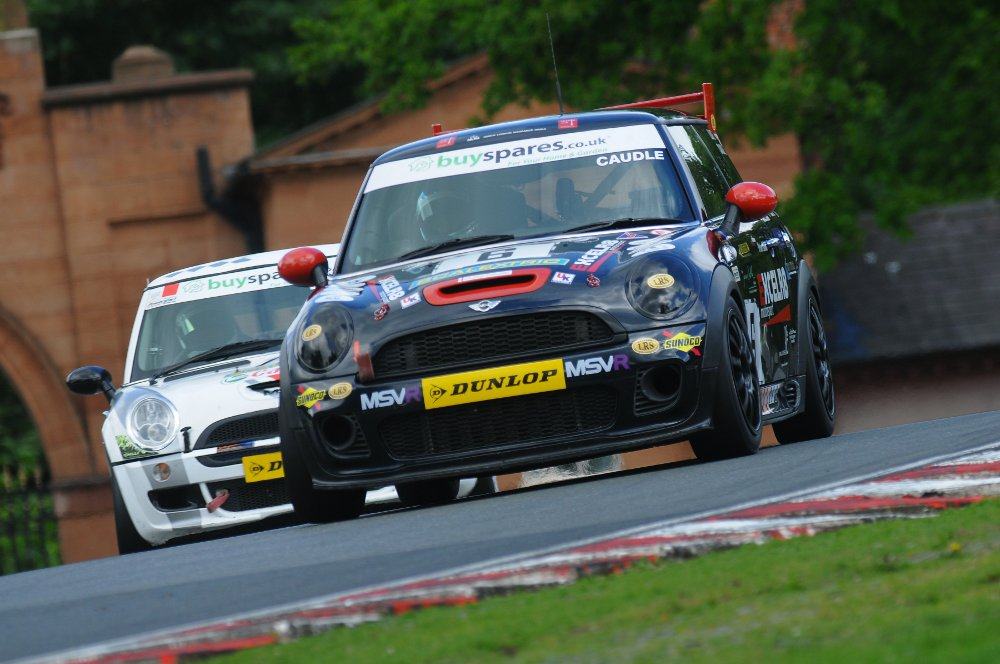 MSVR News - MINI Challenge title race wide open ahead of Brands Hatch GP visit