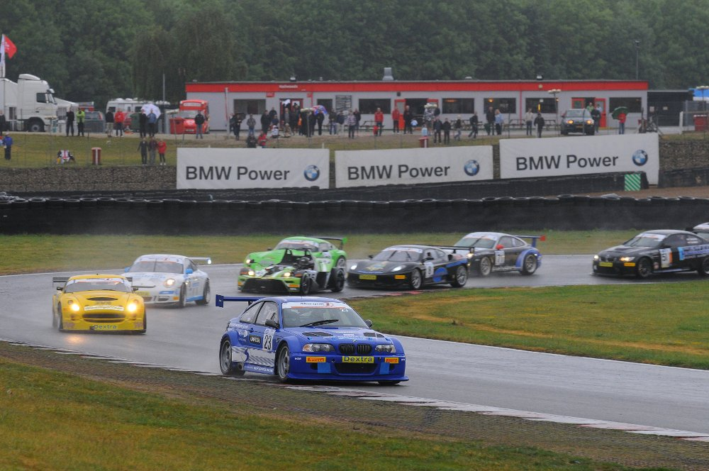 Winstanley and Seldon share GT Cup Championship honours at Brands Hatch GP
