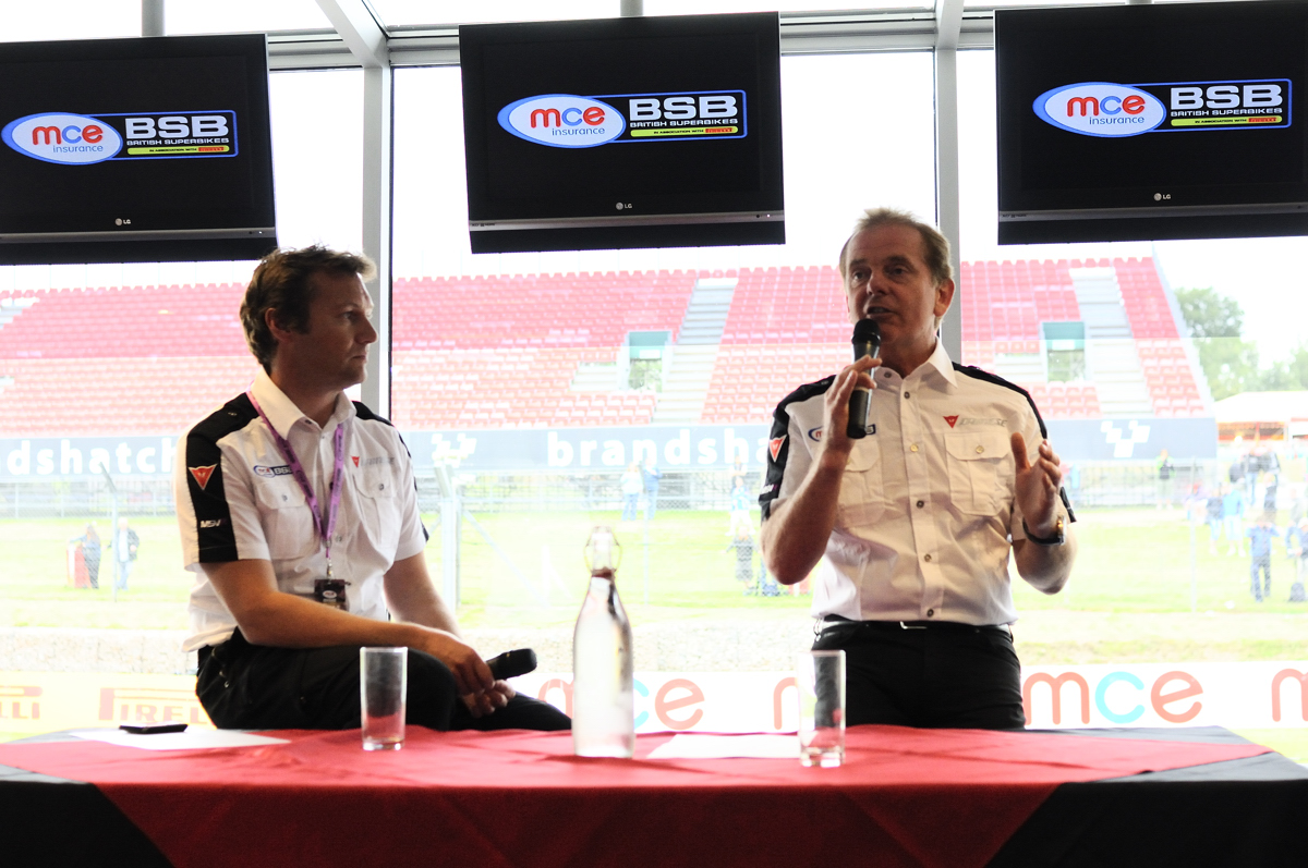 MSVR News - MSVR announce new British Superbike Championship Technical Regulations