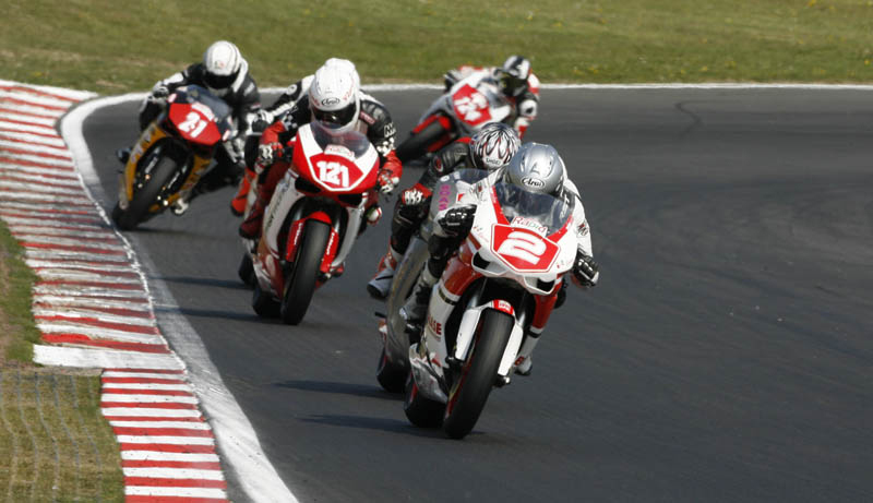 MSVR News - Ducati 848 Challenge set to continue in 2012