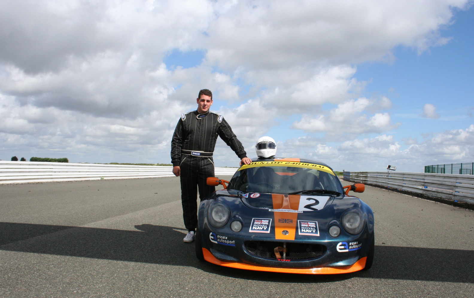 MSVR News - Army to tackle Lotus Cup UK and Elise Trophy at Donington