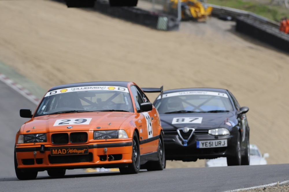 MSVR News - Huge entry for Trackday Trophy and Team Trophy at MSVR Donington Weekend