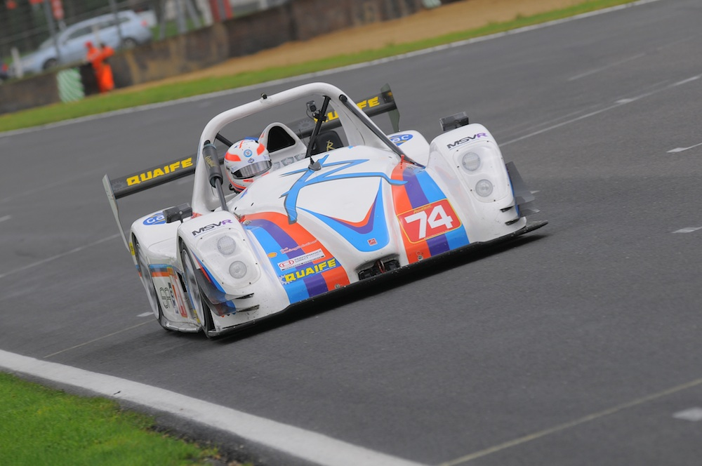 MSVR News - Title battles take centre stage for Radical UK Cup and Clubman's Cup