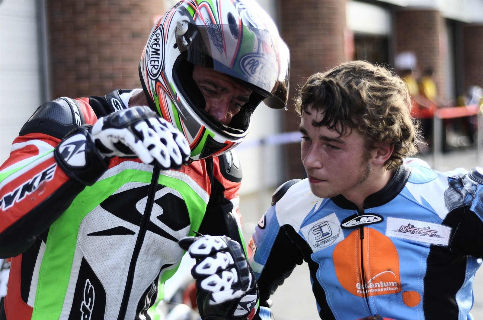 MSVR News - Rouse wins inaugural Triumph Young Guns ride