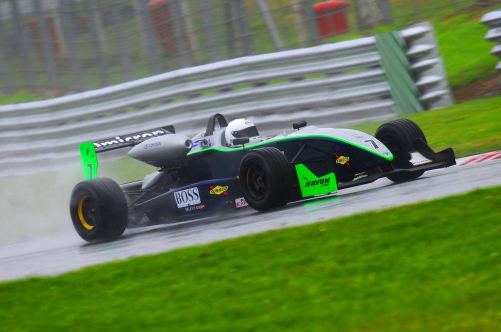 MSVR News - Bumper grid for F3 Cup finale at Oulton Park