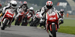 MSVR News - Ducati UK launch the 2011 848 challenge as an official partner series to BSB