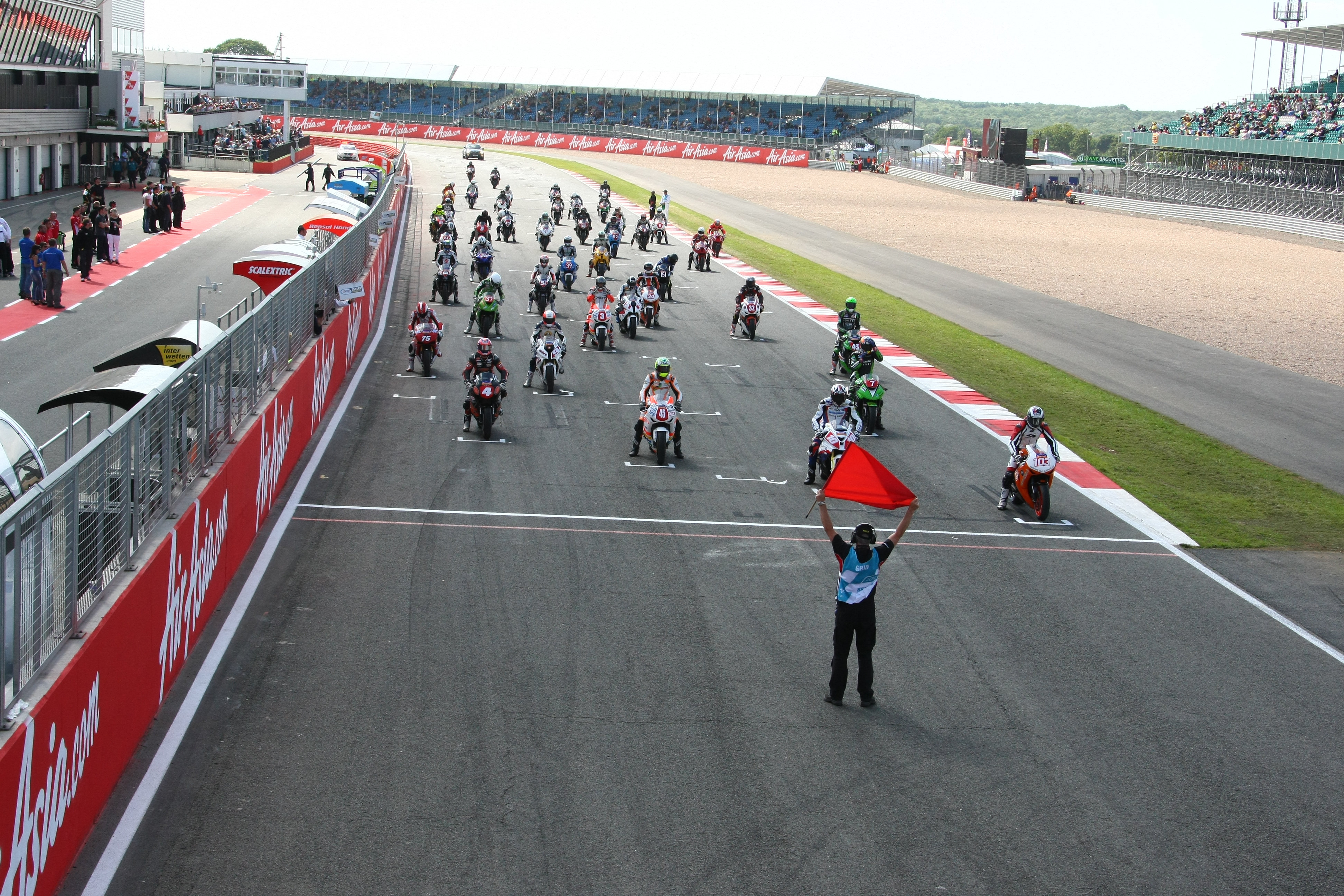 MSVR News - Silverstone 200 supporting the British Grand Prix