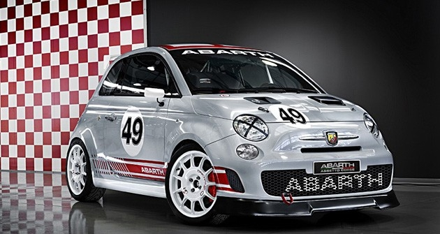 MSVR News - 2011 dates announced for the Trofeo Abarth 500 GB Championship