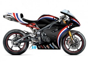 MSVR News - Triumph's Triple Challenge moves up a gear for 2011