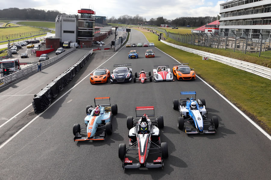 MSVR News - MSVR launches 2015 season at Brands Hatch