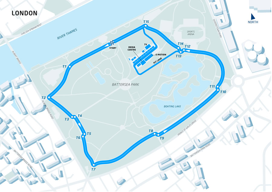 MSVR News - New London ePrix to be organised by MSVR