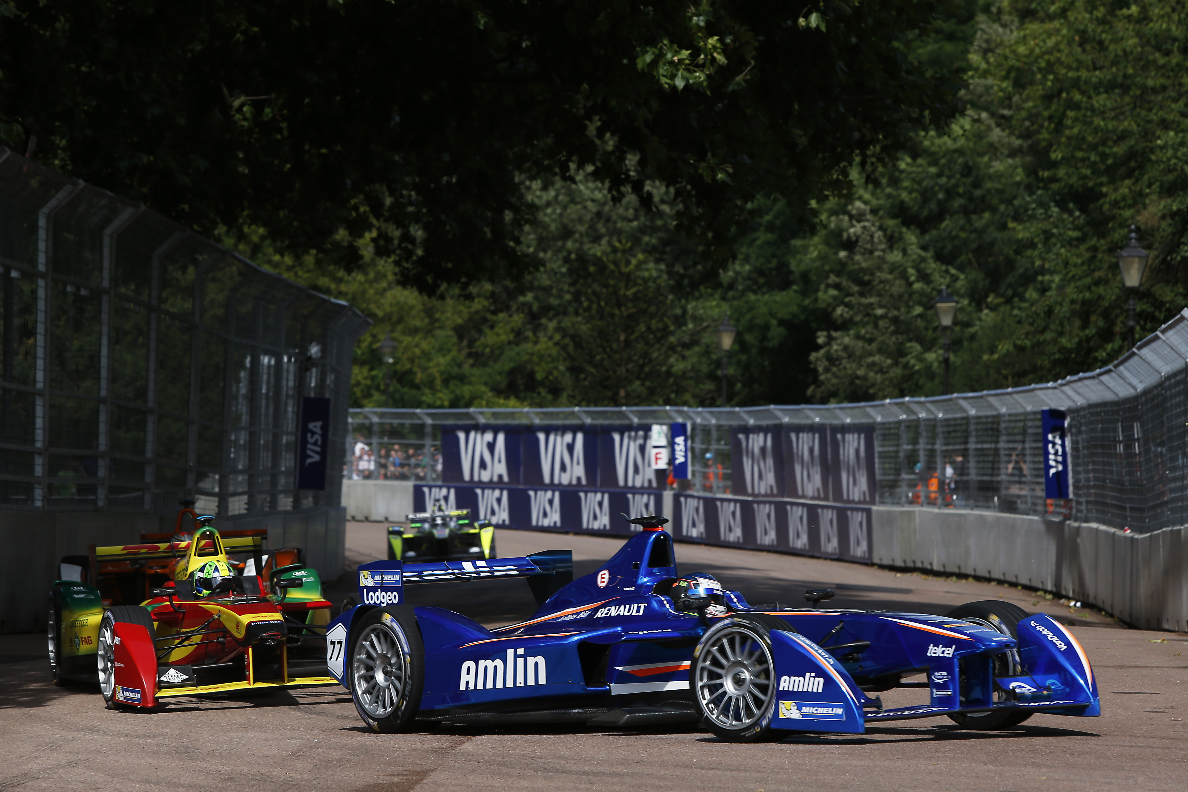 MSVR News - MSVR appointed sporting club for 2016 Formula E London ePrix