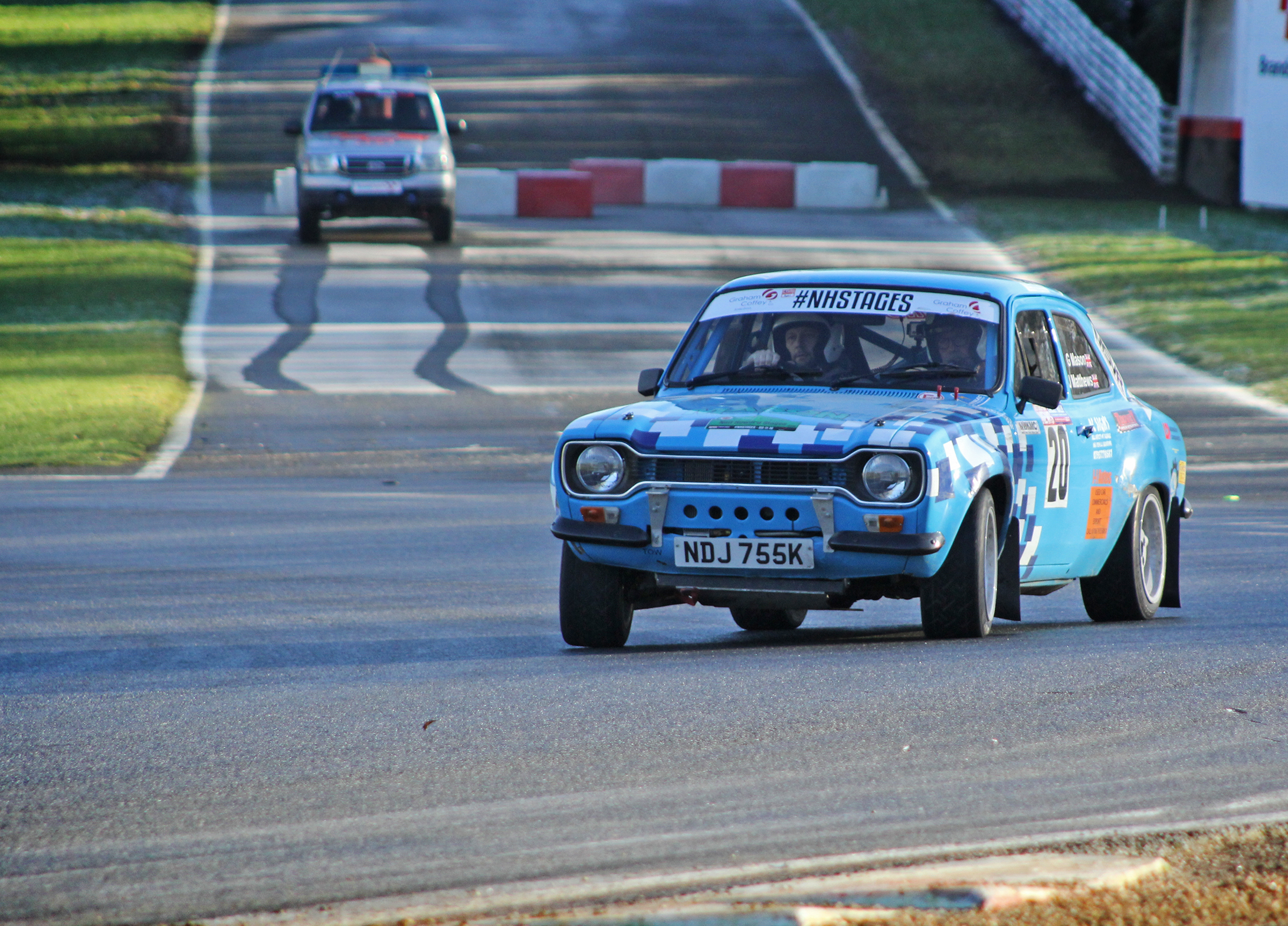 MSVR News - MSVR's MN Circuit Rally Championship kicks off 2017 at Brands Hatch.