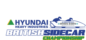 Hyundai Construction Equipment British Sidecar Championship