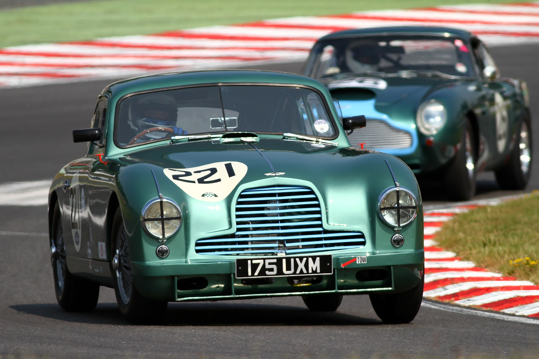 MSVR News - AMOC Racing launches 2018 season at Oulton Park