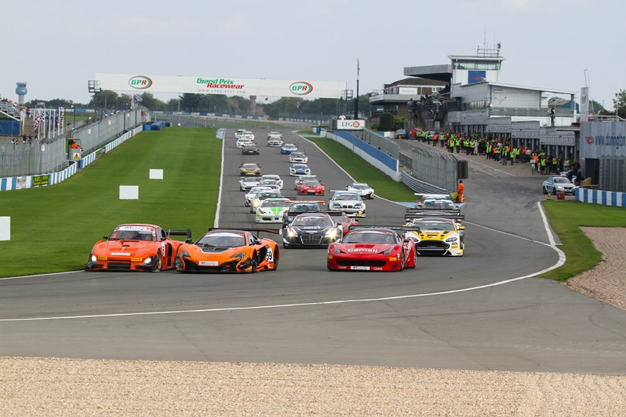 MSVR News - GT CUP CONFIRMS RECORD DONINGTON ENTRY THIS WEEKEND