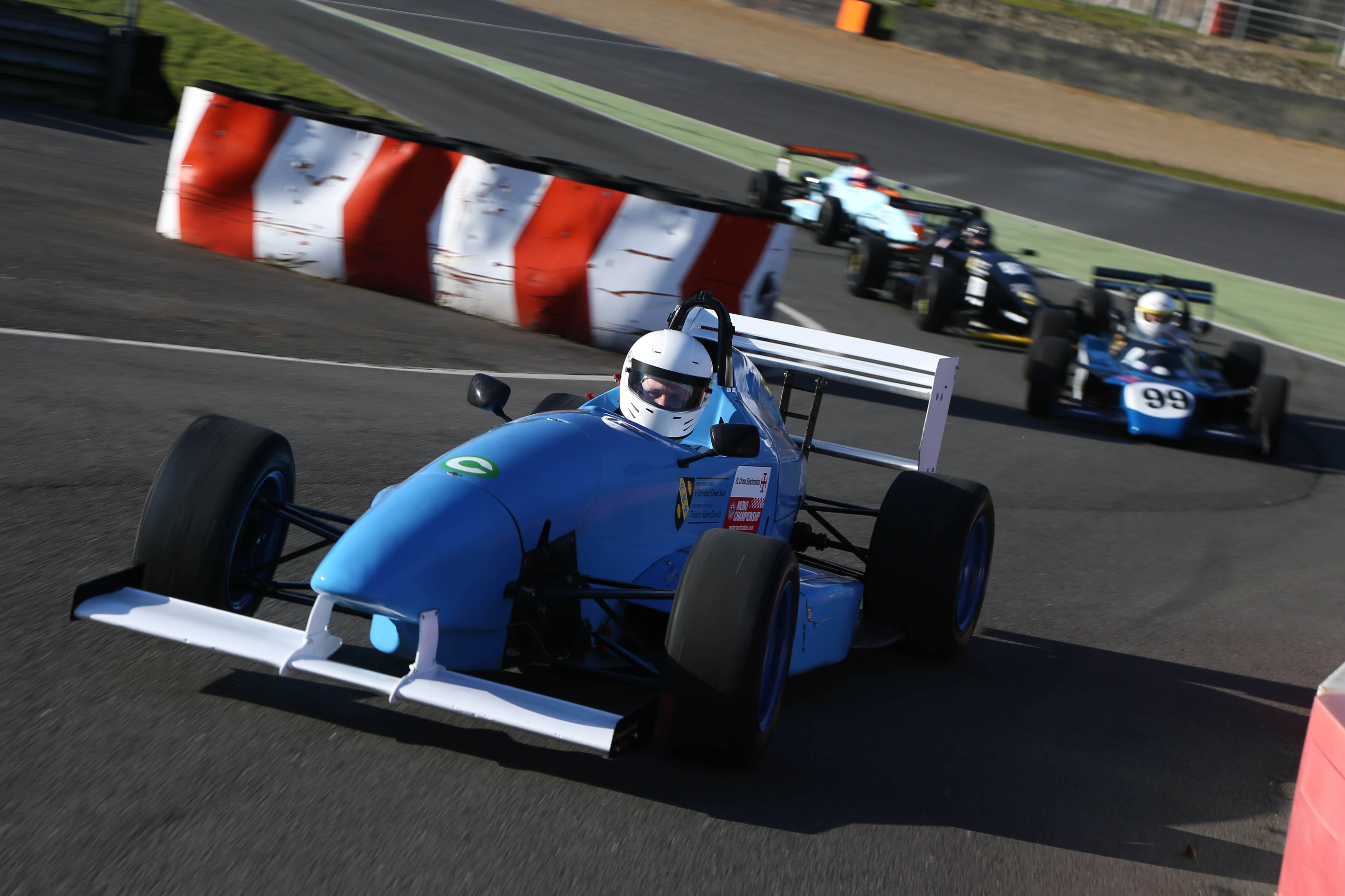 MSVR News - MSVR heads to new-look Donington Park
