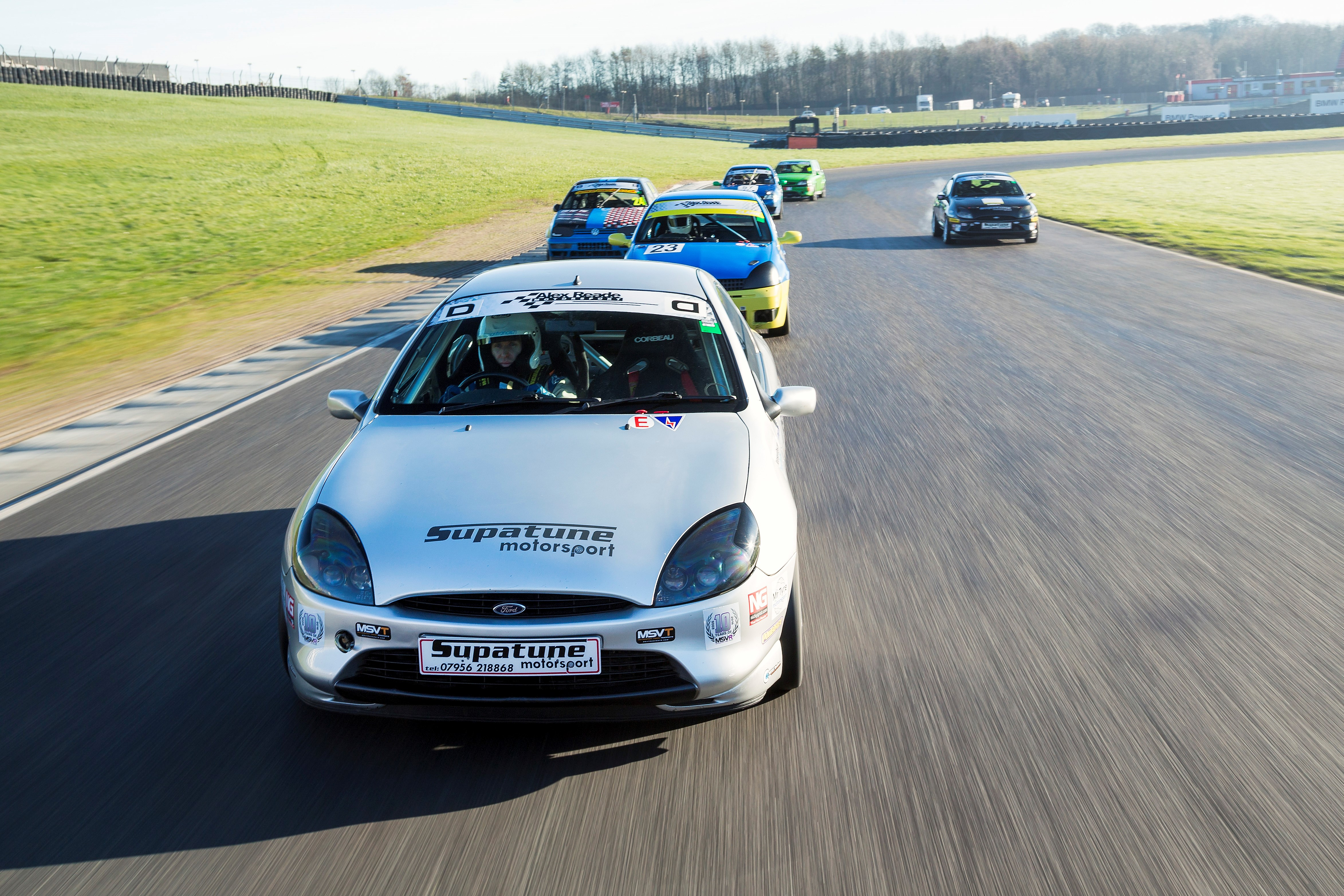 MSVR heads to Cadwell