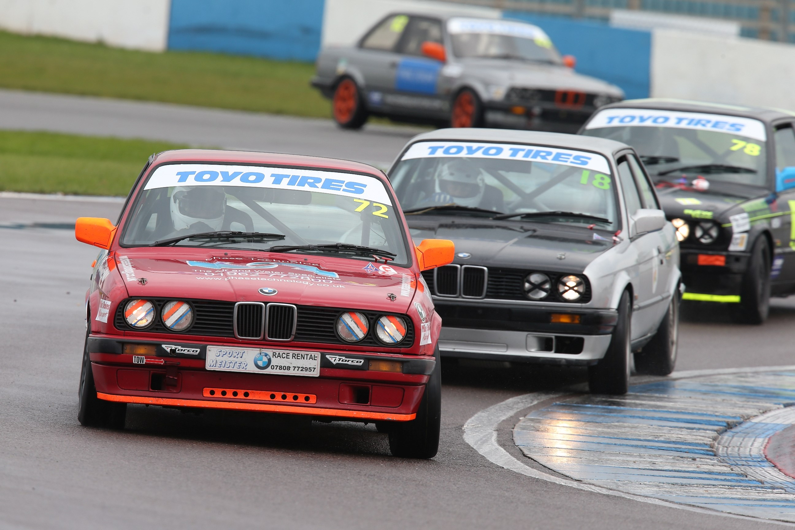 MSVR News - MSVR heads to Snetterton for Championship Deciders