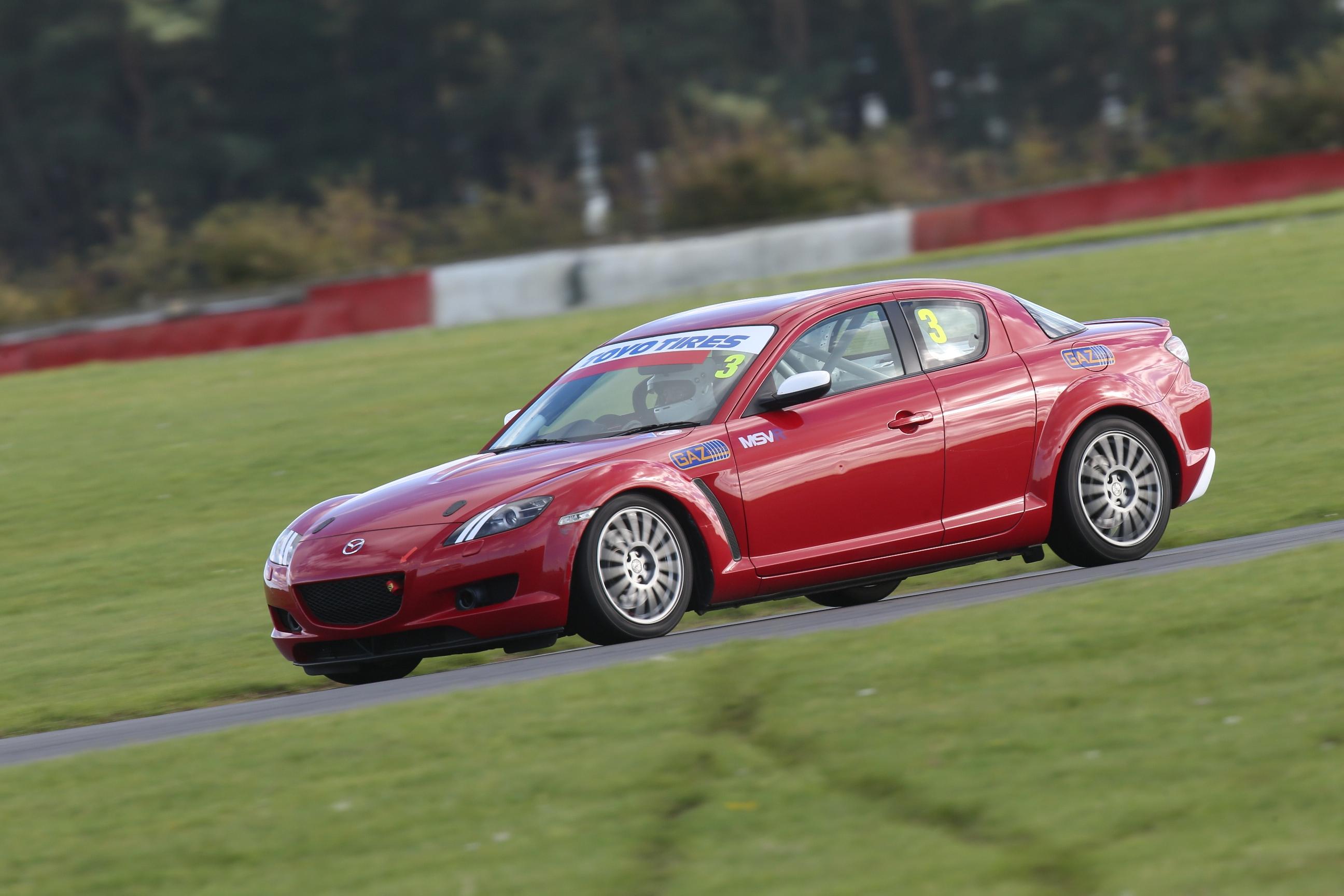 MSVR - Toyo Tires Racing Saloons