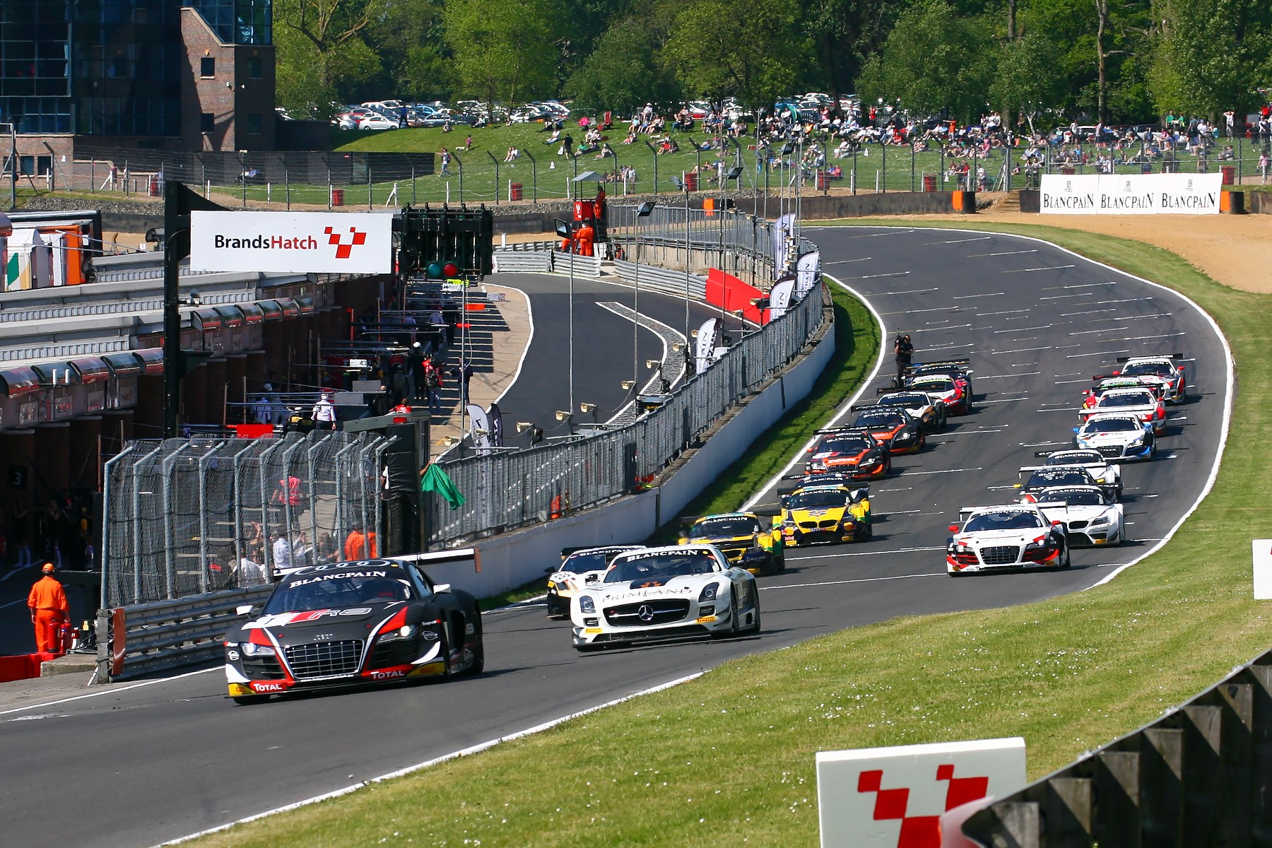 MotorSport Vision Racing (MSVR) - the race and event organising division of MSV