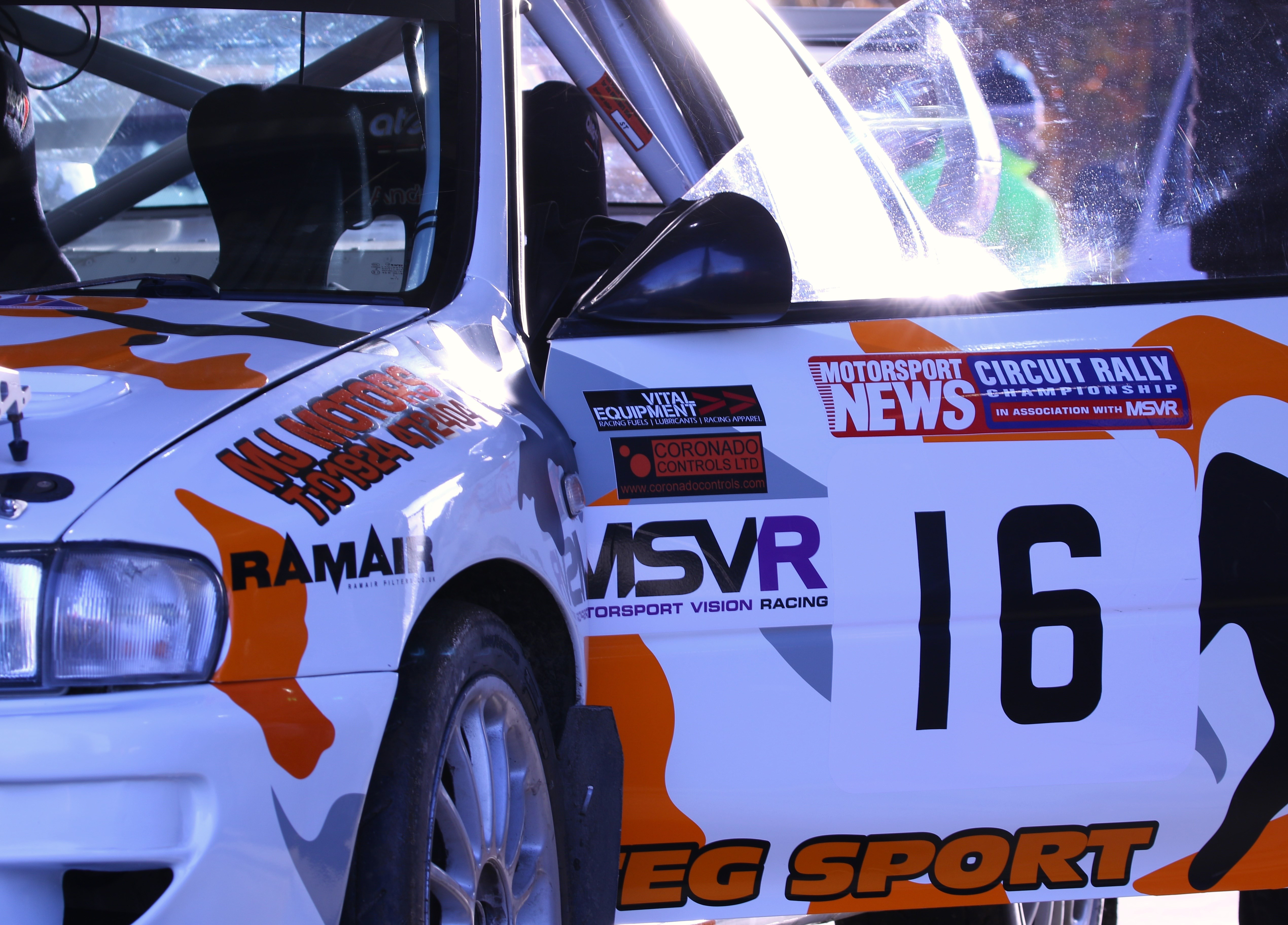 MSVR News - Final Round of Motorsport News Circuit Rally Championship to be streamed live