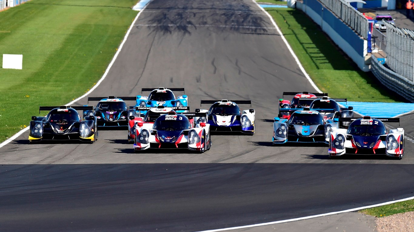 MSVR News - MSVR - Back at Donington Park