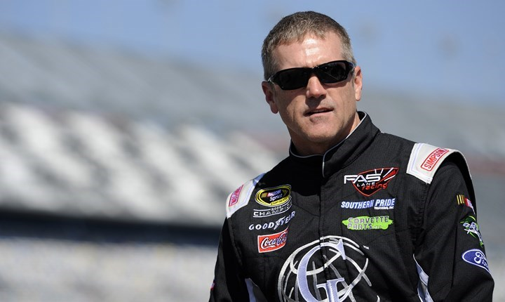 NASCAR LEGEND BOBBY LABONTE TO RACE AT AMERICAN SPEEDFEST V