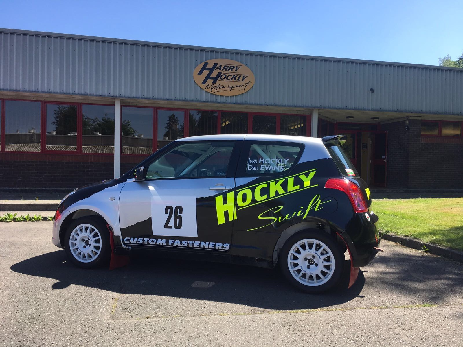 MSVR News - Motorsport News Circuit Rally Championship Launches Hockly Swift Cup