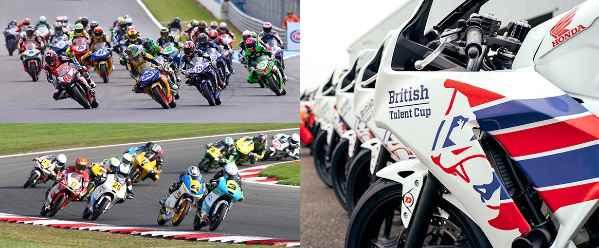 MSVR News - Bright future for British Racing talent within the British Superbike Championship