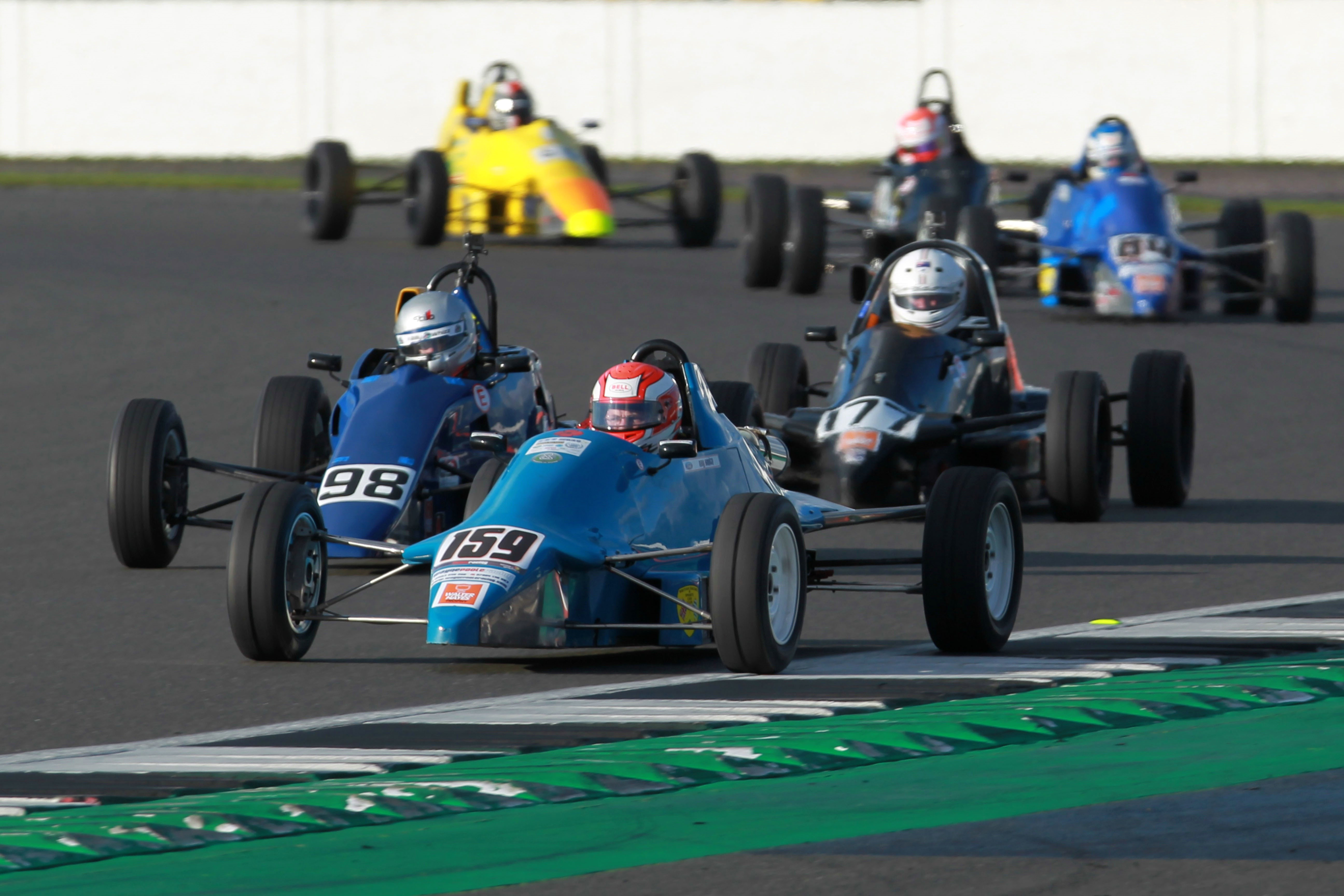 Heritage Formula Ford - New for 2018!
