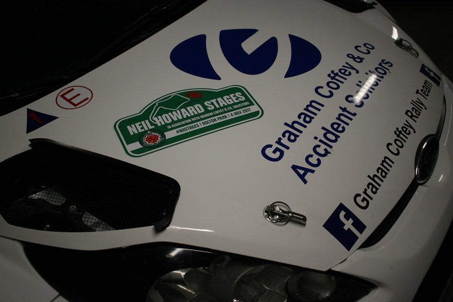 MSVR News - Graham Coffey & Co Solicitors Teams up with the Motorsport News Circuit Rally Championship in Association with MSVR
