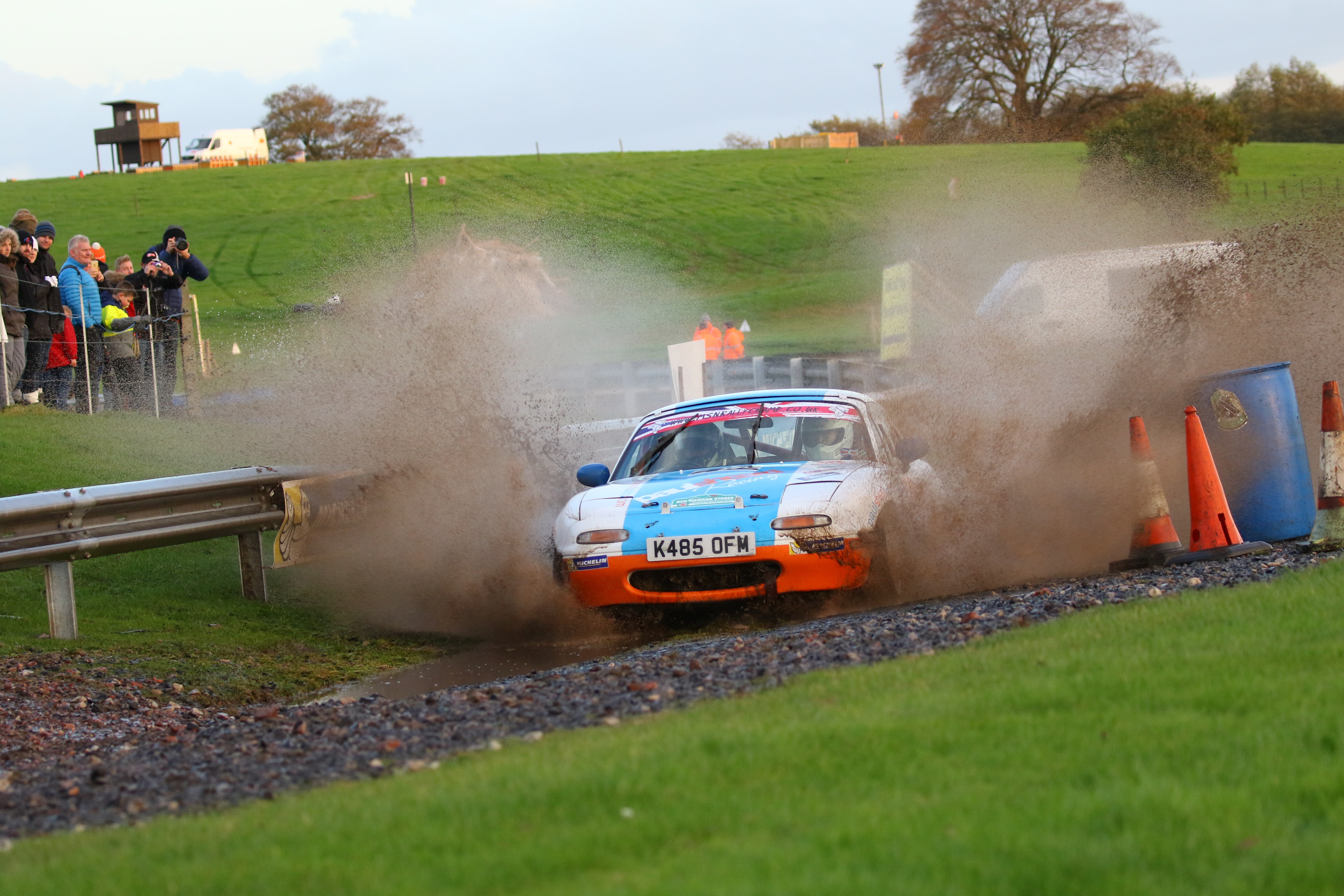 Fourth Season of Motorsport News Circuit Rally Championship Announced