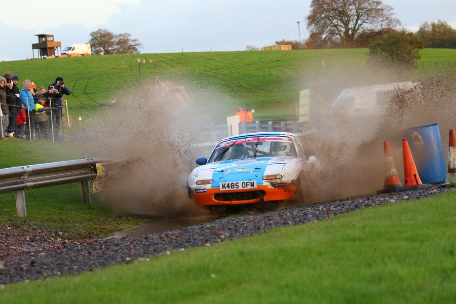 MSVR News - Fourth Season of Motorsport News Circuit Rally Championship Announced