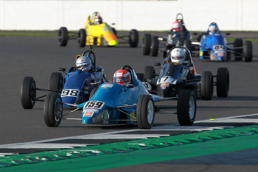 MSVR News - Counting down to Heritage Formula Ford launch