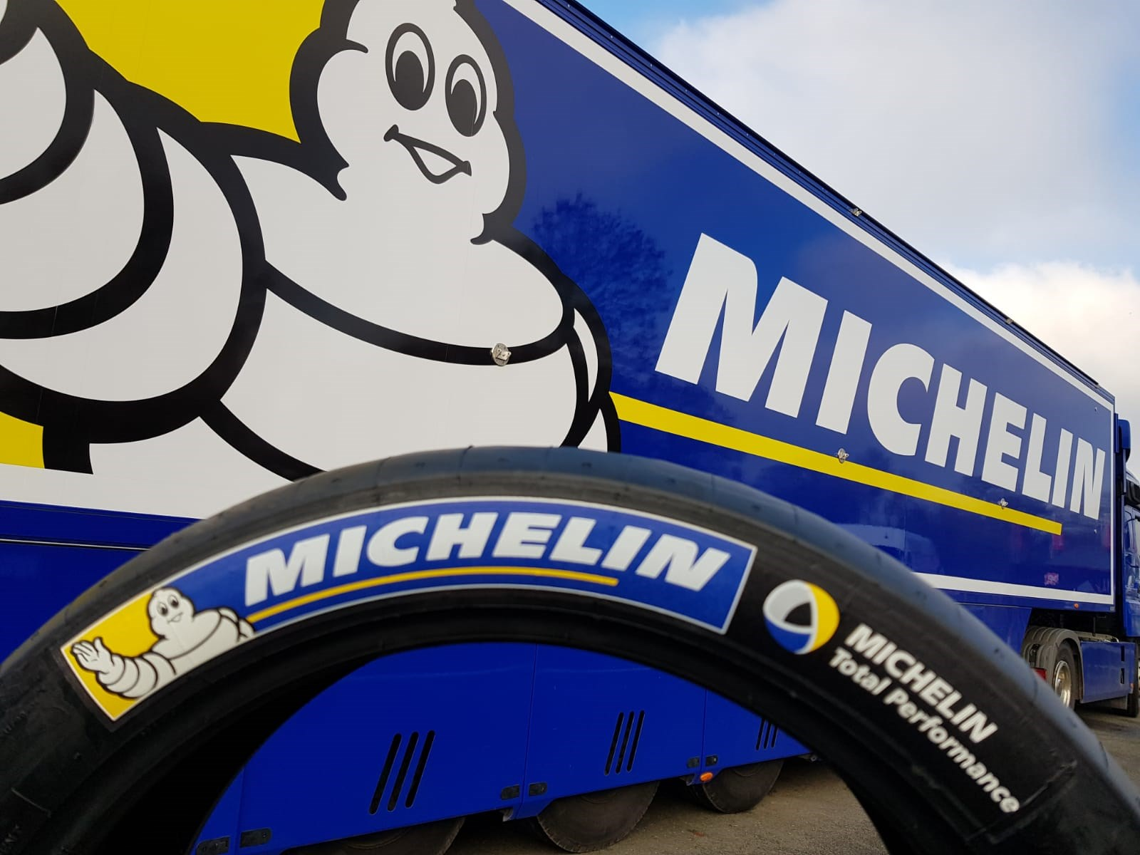 MSVR News - MICHELIN SIGNS UP FOR 2019-20 MSNCRC SEASON
