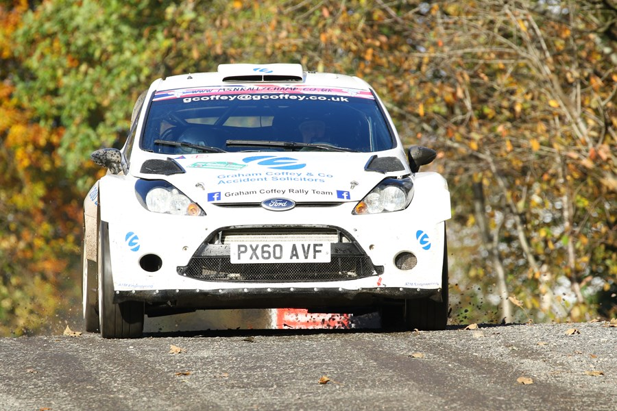 MSVR News - BLMCC to run WRC at Oulton Park