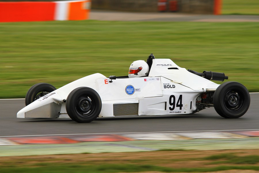 MSVR News - NEWS: Heritage Formula Fordsters to double up at Donington